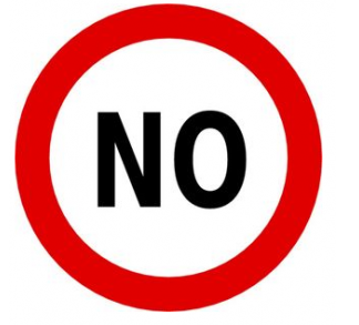 Why saying 'no' is good for business