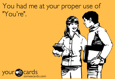 Why grammar matters