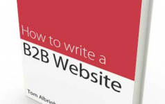 Free copywriting ebook: How to write a B2B website