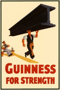 Guinness makes a bold claim in the days before the ASA