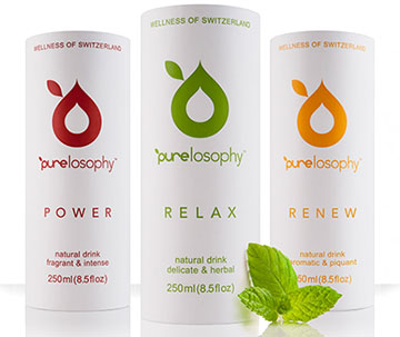 Purelosophy natural drinks