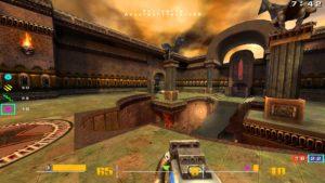 Quake III: Arena gameplay
